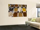Spices for Sale, Anjuna Market Poster von Greg Elms