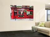 Pubben Temple Bar i Temple Bar-distriktet Poster af Eoin Clarke