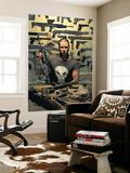 Punisher No.1 Cover: Punisher Arte di Tim Bradstreet