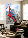 Spider-Man In the City Plakater