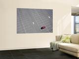 Arial of Parked Car Plakater af Shayne Hill