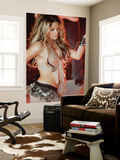 Shakira Kunstdrucke