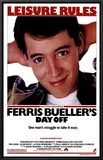 Ferris Bueller's Day Off Framed Canvas Print