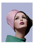 Vogue - March 1962 Premium fotoprint van Bert Stern