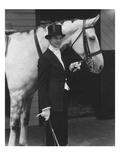 Vogue - October 1934 Premium Photographic Print by Edward Steichen
