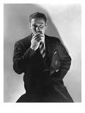 Vogue - April 1936 - Errol Flynn Premium Photographic Print by Edward Steichen