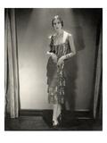 Vogue - November 1925 Photographic Print by Edward Steichen