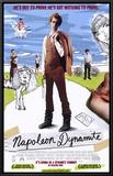 Napoleon Dynamite Impressão em tela emoldurada