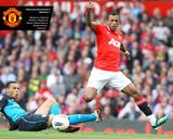Manchester United-8 Goals Nani Photo