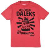 Doctor Who - Vote No On Daleks Vêtements