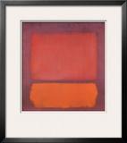 Untitled, 1962 Pôsters por Mark Rothko