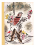 The New Yorker Cover - April 22, 1939 Lámina giclée prémium por Leonard Dove