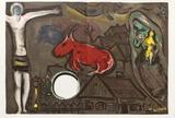 DLM - Nativité Reproduction pour collectionneur par Marc Chagall