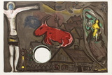DLM - Nativité Samlertryk af Marc Chagall