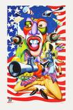 Jimmy Hendrix Edición limitada por Didier Chamizo