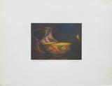 la coupe jaune Lámina coleccionable por Laurent Schkolnyk