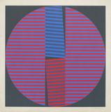 Composition cinétique IX Limitierte Auflage von Leopoldo Torres Agüero