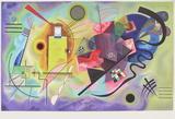 Composition XI Premium-vedokset tekijänä Wassily Kandinsky