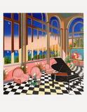 Interior With Max Limitierte Auflage von Ledan Fanch