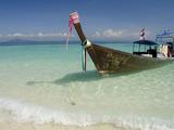 Bamboo Island, Phuket, Andaman Sea, Thailand Fotografisk tryk af Cindy Miller Hopkins
