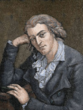 German Poet, Philosopher, Historian, and Playwright Photographic Print by  Prisma Archivo