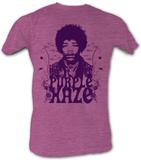 Jimi Hendrix - Purple Haze T-Shirts