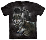 Eclipse Wolves T-Shirts