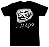 You Mad - Tee Bluse