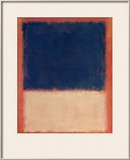 No. 203, c.1954 Art by Mark Rothko