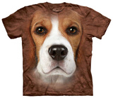Beagle Face T-Shirts