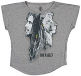 Juniors: Catch a Fire -  Profiles (Dolman Raglan) Raglan-T-Shirts für Damen