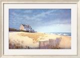 Beach House Pôsters por Daniel Pollera