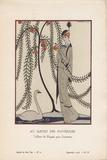 Au Jardin Des Hesperides Posters tekijänä Georges Barbier
