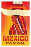 Pan American: Mexico, c.1968 Prints