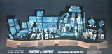 Walking Past Le Rossignol Posters by David Hockney
