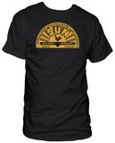 Sun Records - Memphis Logo Skjorter
