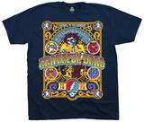 Grateful Dead- Closing of Winterland T-Shirts