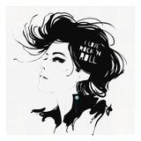 Rock N Roll Giclée-Premiumdruck von Manuel Rebollo