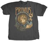 Primus - Astro Monkey Camiseta