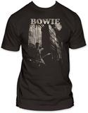 David Bowie - Guitar Tshirt