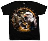 Nature- Eagle Dreamcatcher Skjorter