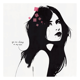 You Are Always Giclée-Premiumdruck von Manuel Rebollo