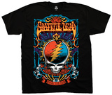 Grateful Dead- Steal Your Trippy T-paita