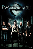 Evanescence - Group Shot Posters