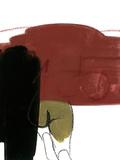 Dessin, c.2010 Zeefdruk van Tianmeng Zhu