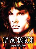 Jim Morrison Targa di latta