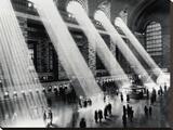 Grand Central Station Bedruckte aufgespannte Leinwand