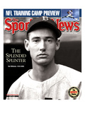 Boston Red Sox LF Ted Williams - July 15, 2002 Foto