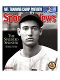 Boston Red Sox LF Ted Williams - July 15, 2002 Fotografía