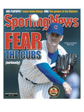 Chicago Cubs Pitcher Mark Prior - May 19, 2003 Foto